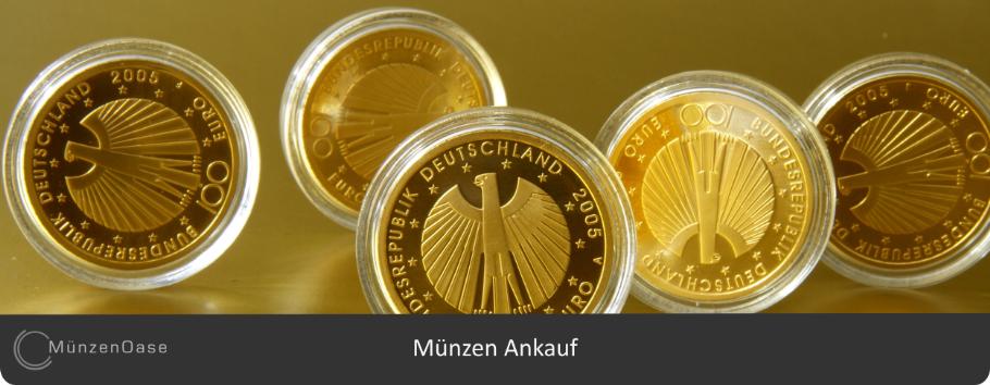 Münzen Ankauf Goldmünzen Silbermünzen Und Alte Münzen
