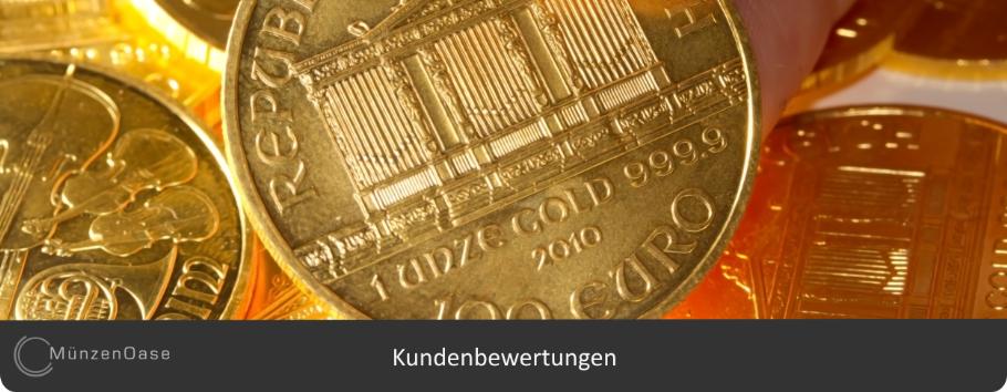 Münzen Ankauf Kundenbewertungen Münzen Ankauf Goldmünzen